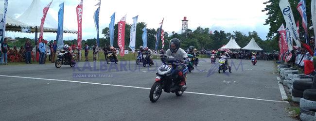 Jurnalis Cup Matic Race 2018 diDukung Penuh oleh CitraGarden Aneka