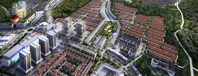 Mega Cluster Ecopolis CitraRaya, Kawasan Berkonsep Spectacular Mixed Use Development