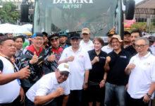 Menhub Resmikan Shuttle Bus CitraRaya – Bandara Soekarno Hatta