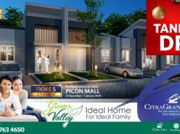 Cuma di CitraGrand City Beli Rumah Tanpa DP