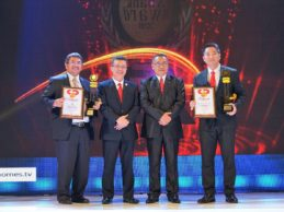 PT Ciputra Residence Berhasil Meraih 9 Penghargaan IPBA 2018